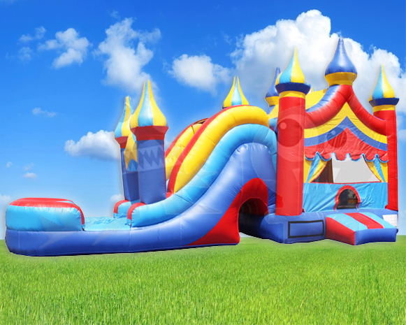 5in1 Carnival Bounce House Combo