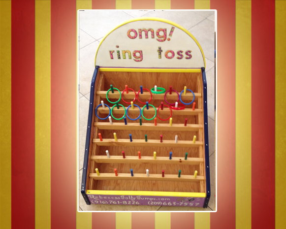 OMG Ring Toss Game