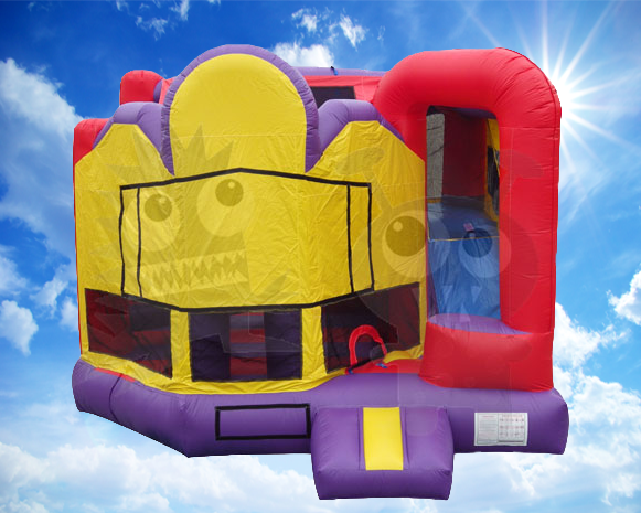 C55 6-in-1 Combo Bounce House