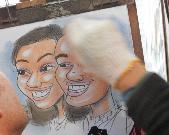 Caricature Artists Sacramento CA