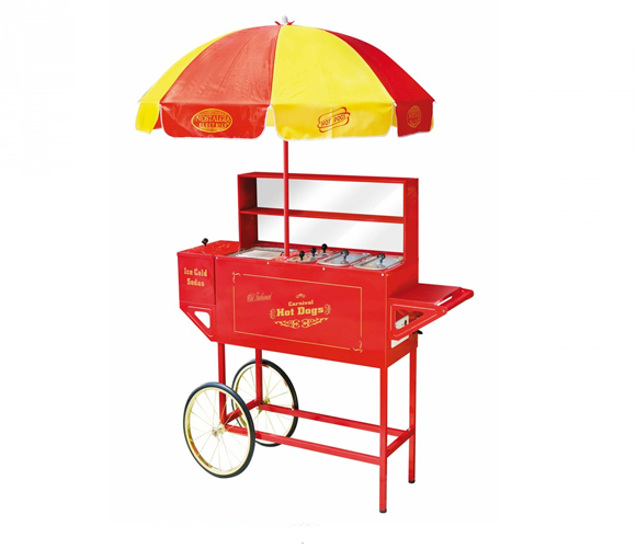 Carnival Hot Dog Cart Rental