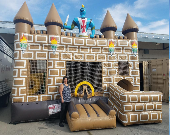 Obstacle Course Rental Sacramento Ca Rebecca S Jolly Jumps