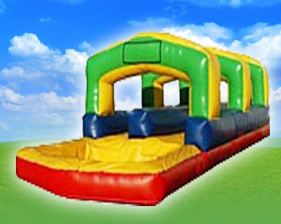 Water Slide Rentals Sacramento CA - Rebecca's Jolly Jumps