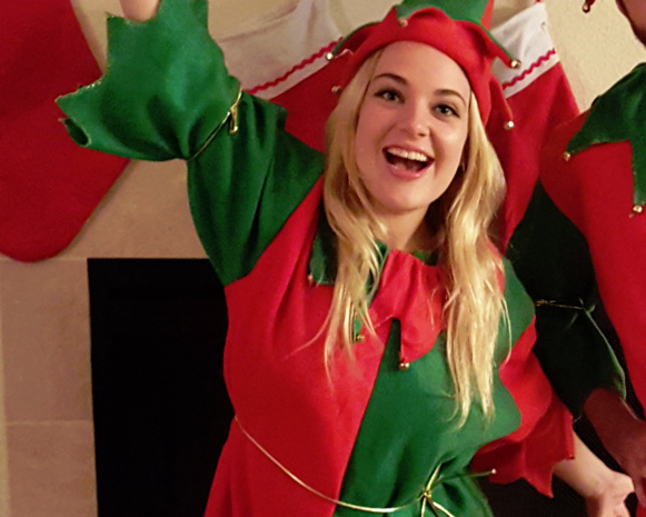 Jolly Elves