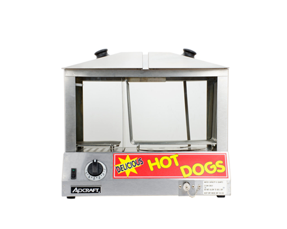 Hot Dog Steamer Rental
