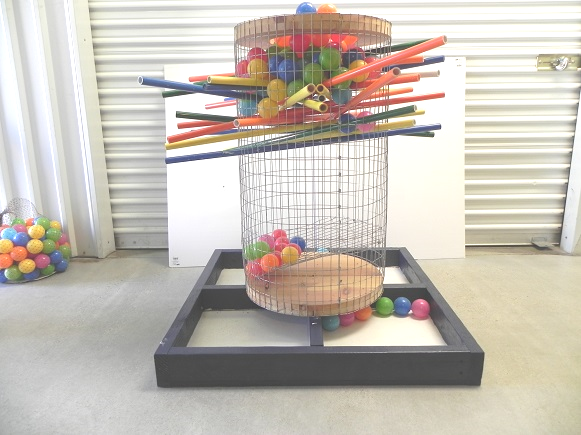 KerPlunk Carnival Game