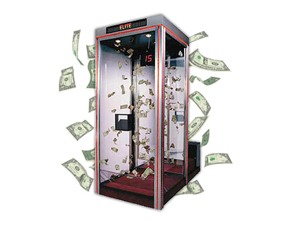 Money Machine Cash Cube