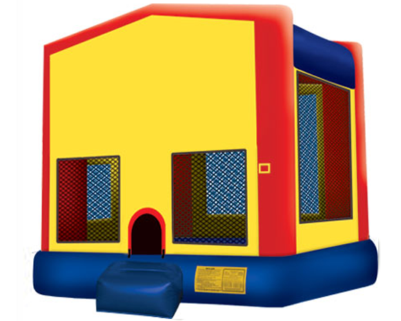 Plain Bounce House