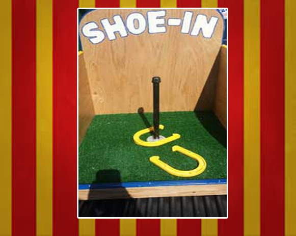 Shoe In Carnival Game