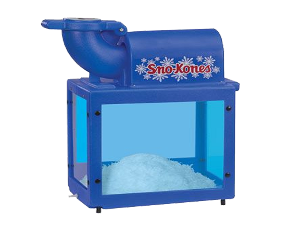 snow cone machine rentals