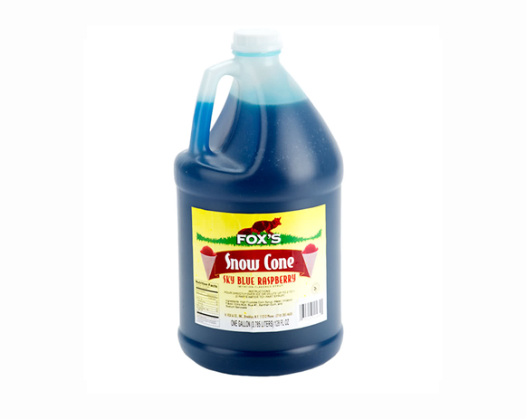 Snow Cone Syrup (1 gal)