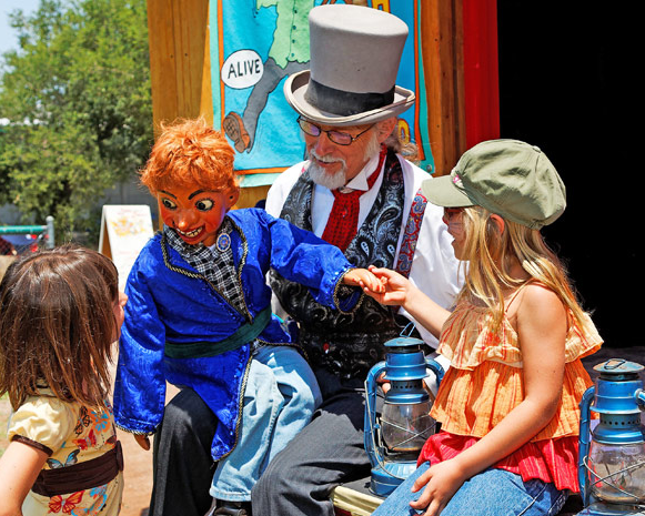 Ventriloquist For Hire Sacramento CA