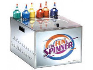 Spin Art Machine Rentals