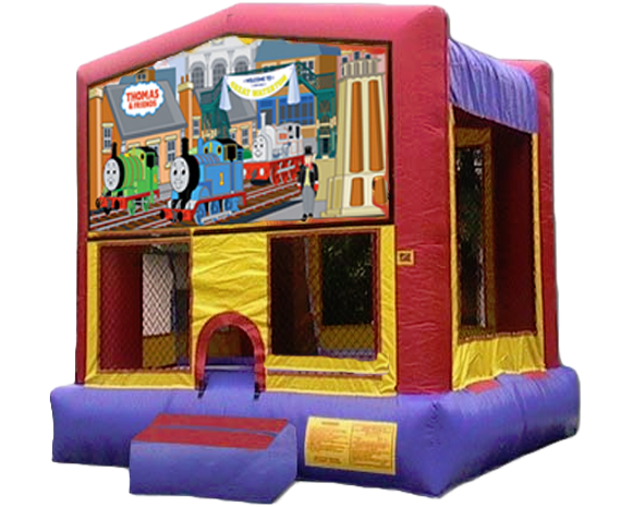 Thomas The Train Bounce House