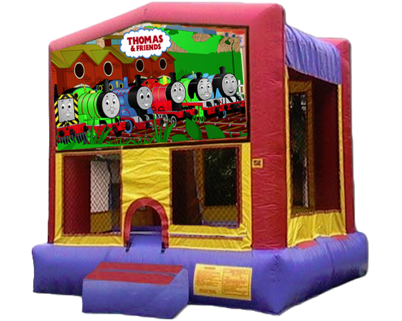 Thomas & Friends Bounce House