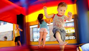 Bounce House Amp Party Rental Yuba City Ca Rebecca S Jolly
