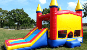 Bounce House & Party Rental Marysville CA - Rebecca's Jolly