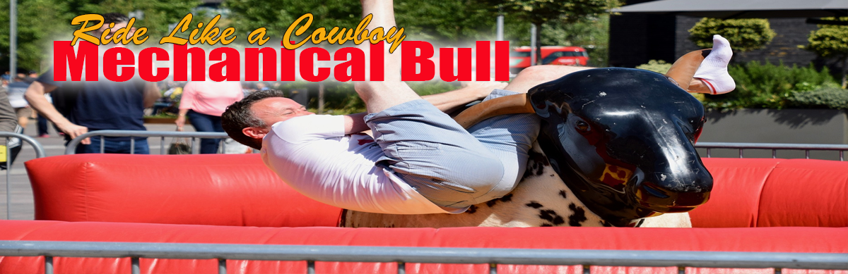 Mechanical Bull Rentals Carmichael CA