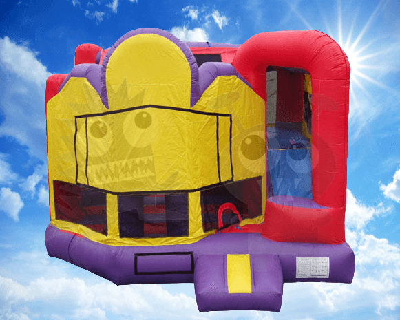 C55 5-in-1 Combo Bounce House