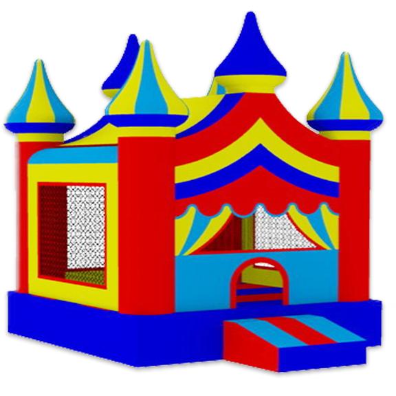Carnival Bounce House Rental