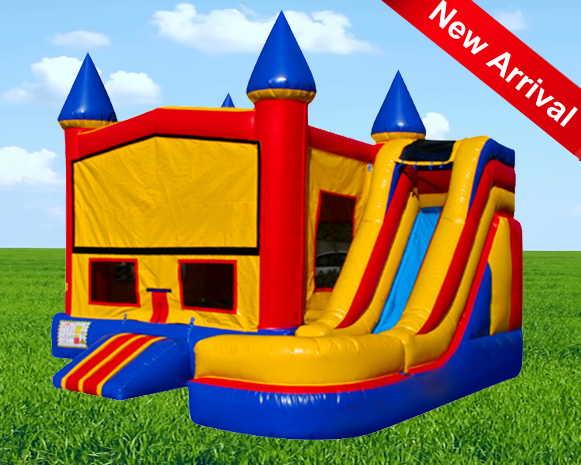 Castle Combo 5in1 Bounce House