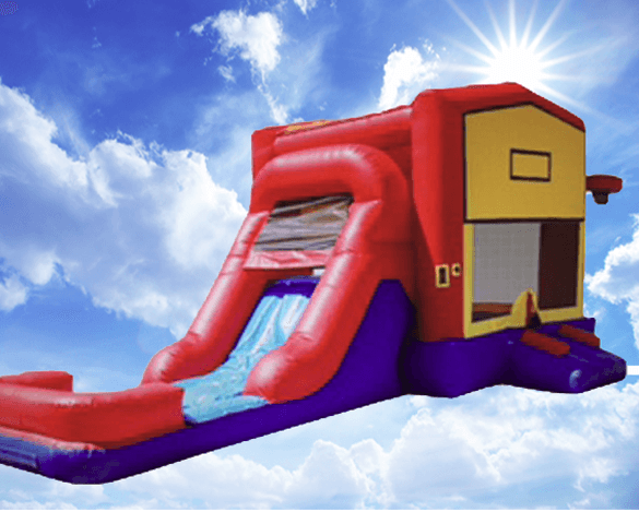 5-in-1 Combo Bounce House