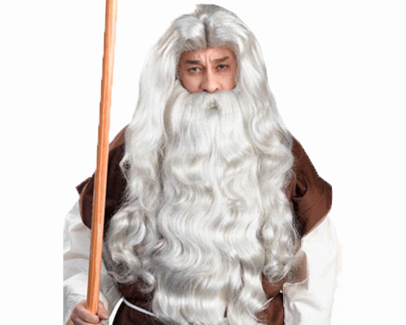Father Time Costume Character