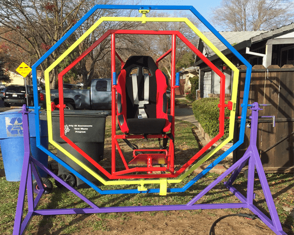 Human Gyro For Rental Sacramento CA
