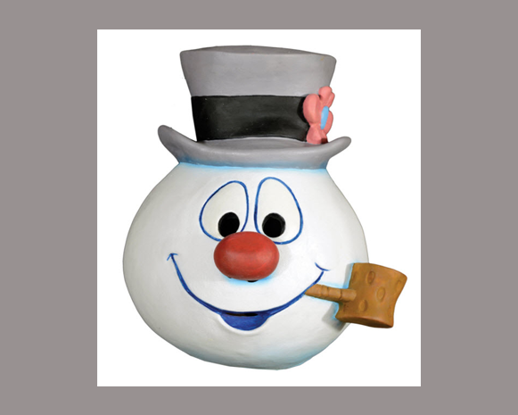 Frosty The Snowman Character