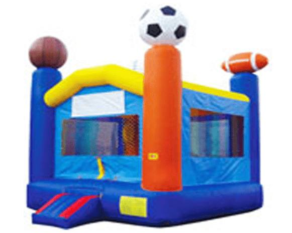 Sports Bounce House Rental
