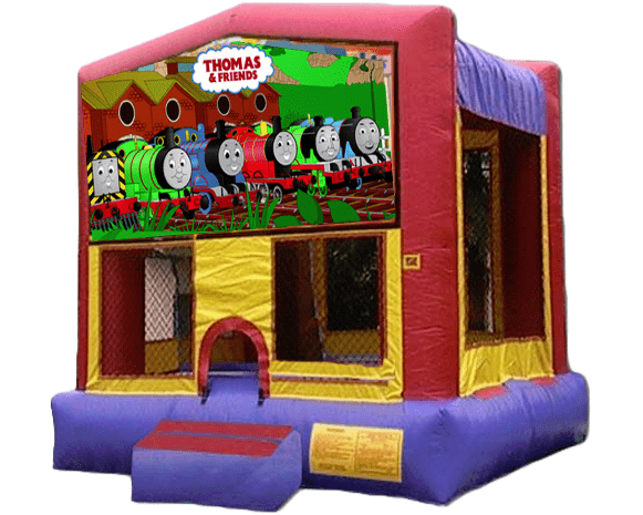 Thomas The Train & Friends Bounce House