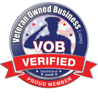 Veteran Owned Business Verified Proud Member