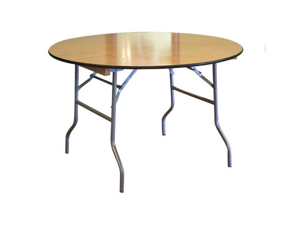 60' Round Tables for Rent