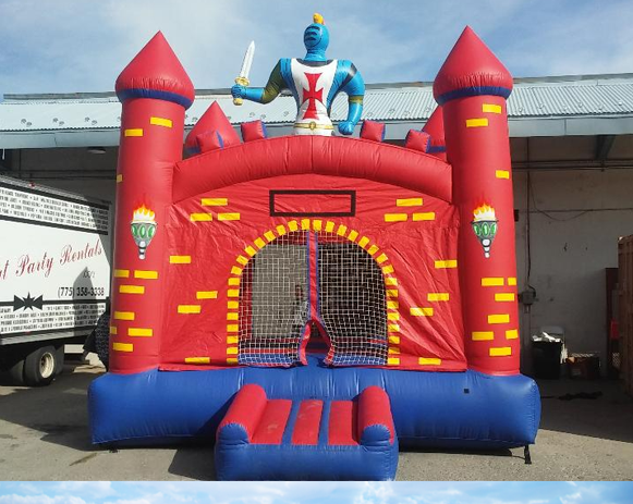 Castle Kingdom Bounce House
