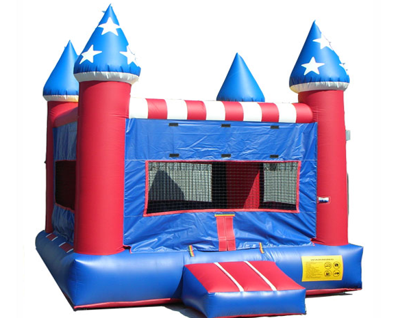 USA Castle Bounce House