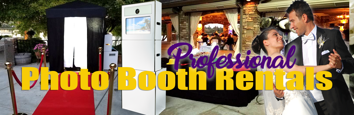 Photo Booth Rental Sacramento CA