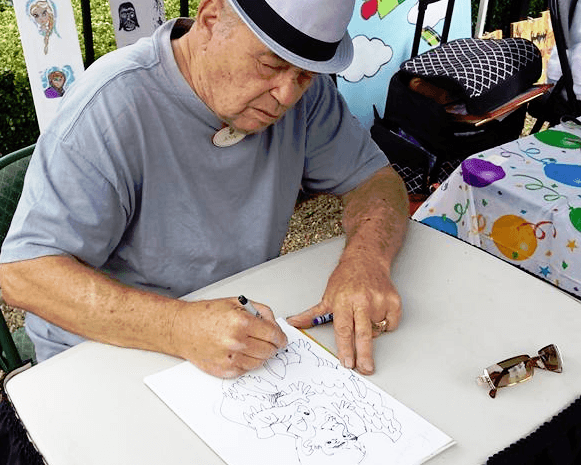 Caricature Artists For Hire Sacramento CA