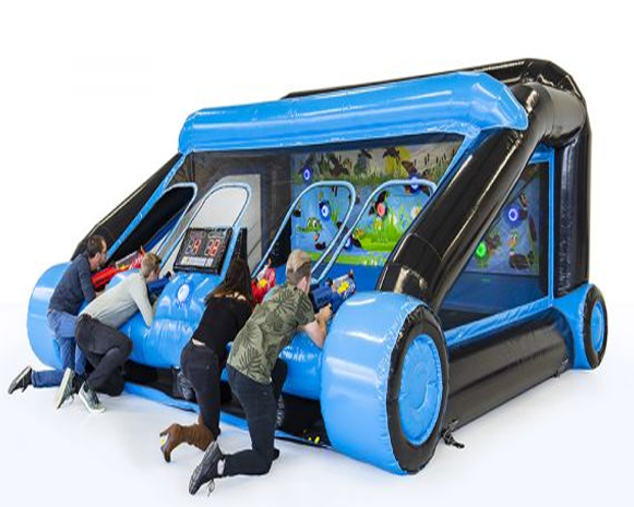 Inflatable Shooting Gallery Game Rental