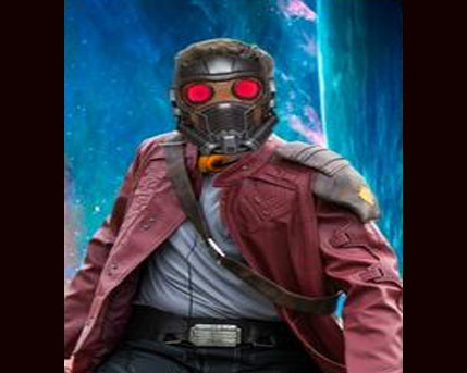 Star Lord Costume Character