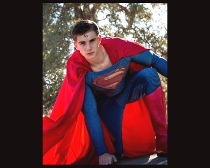 Superman Costume Character